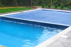 Automatic Pool Cover Detail